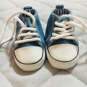 Other - Big Oshi Baby Denim sneaker